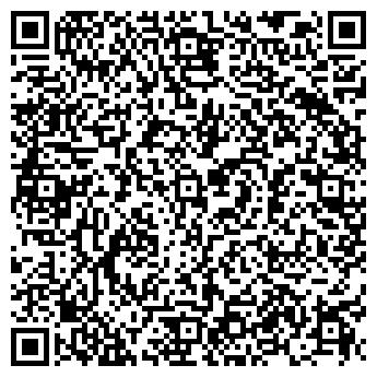 QR-код с контактной информацией организации ООО промсервис