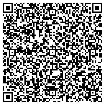 QR-код с контактной информацией организации КАДЕТСКАЯ ШКОЛА-ИНТЕРНАТ № 8