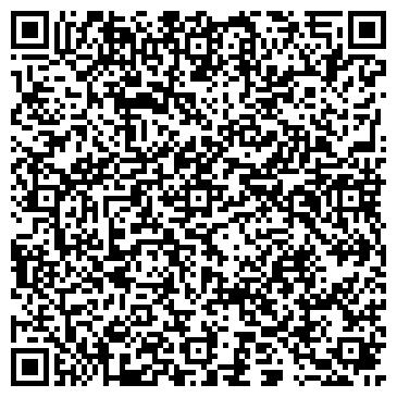 QR-код с контактной информацией организации Learn Group