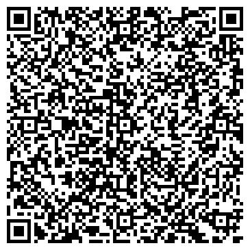 QR-код с контактной информацией организации Vogue Garage