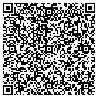 QR-код с контактной информацией организации ЧУП ЮриКрис