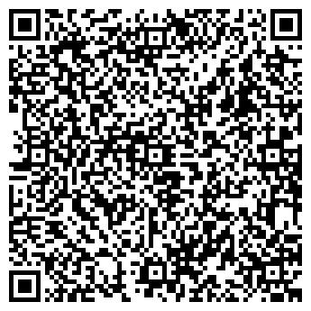 QR-код с контактной информацией организации ИП Платонов, ИП