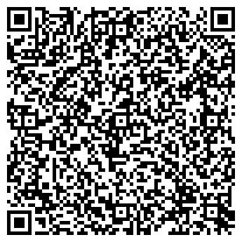 QR-код с контактной информацией организации 6 КАДРОВ