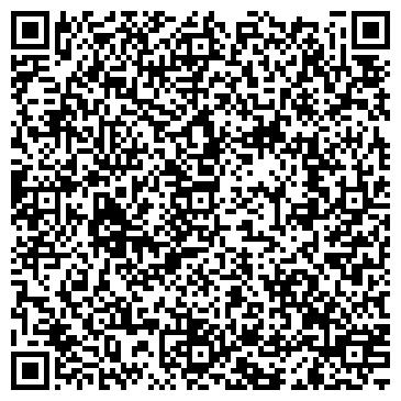QR-код с контактной информацией организации моо Футбольный клуб Спарта