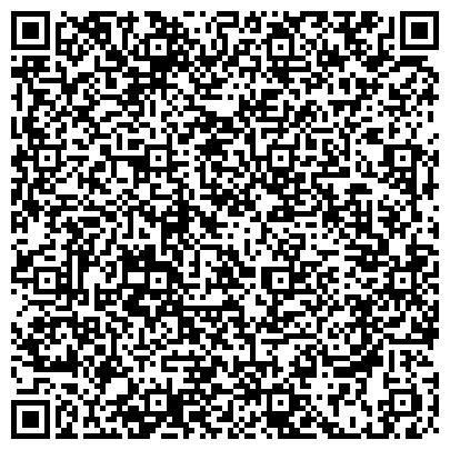 QR-код с контактной информацией организации Школа Шитья и Рукоделия