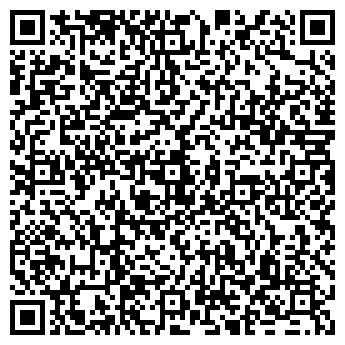 QR-код с контактной информацией организации РУССКОЕ РАДИО