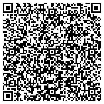QR-код с контактной информацией организации СHICKEN HUT