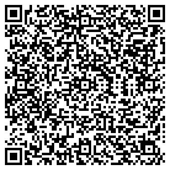 QR-код с контактной информацией организации ООО Полонез-Авто