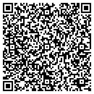 QR-код с контактной информацией организации  Шаурма