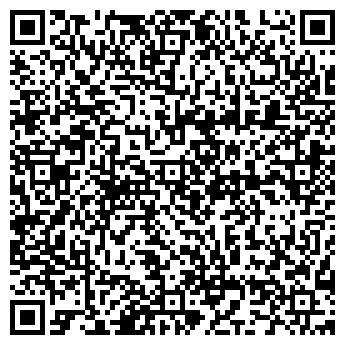 QR-код с контактной информацией организации ООО POUFFE-HOME