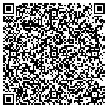 QR-код с контактной информацией организации ООО ВСЕ ДВЕРИ
