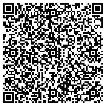 QR-код с контактной информацией организации ТОО Авалон ТТА