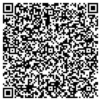 QR-код с контактной информацией организации Evamedia