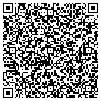QR-код с контактной информацией организации ООО ПрофРент