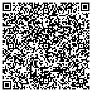 QR-код с контактной информацией организации Абзал и Компания