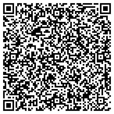QR-код с контактной информацией организации Brainz full service agency
