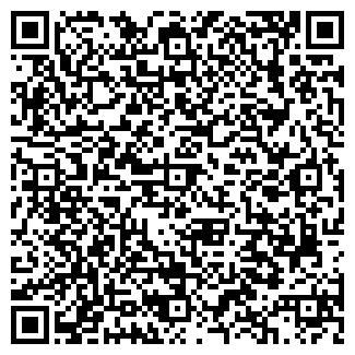 QR-код с контактной информацией организации ООО Pizza house