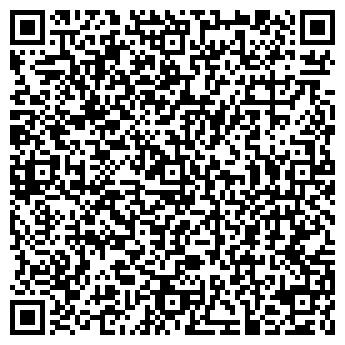QR-код с контактной информацией организации ИП Парманов