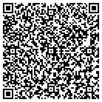 QR-код с контактной информацией организации МегаПром, ИП