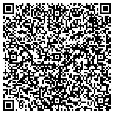 QR-код с контактной информацией организации Языковой центр Айли