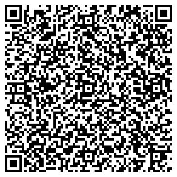 QR-код с контактной информацией организации BeCool мужская одежда, Corp.