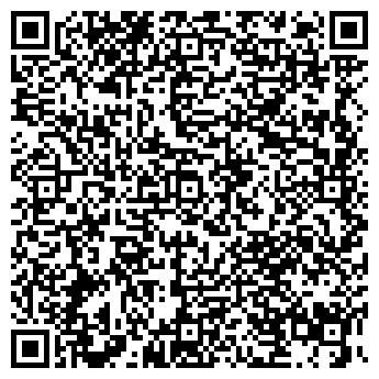 QR-код с контактной информацией организации ТОО TehnoProm Trade