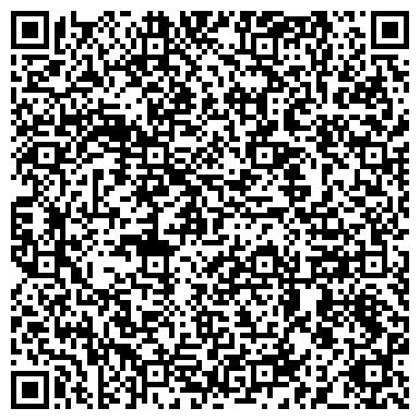 QR-код с контактной информацией организации Студия японской кухни YOSHI