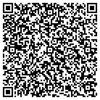 QR-код с контактной информацией организации ИП DAWEB Studio
