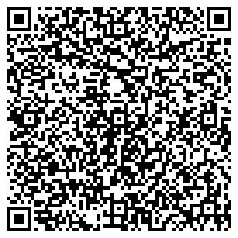 QR-код с контактной информацией организации ООО АБРА