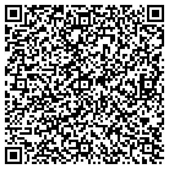 QR-код с контактной информацией организации ООО ФОРУМ