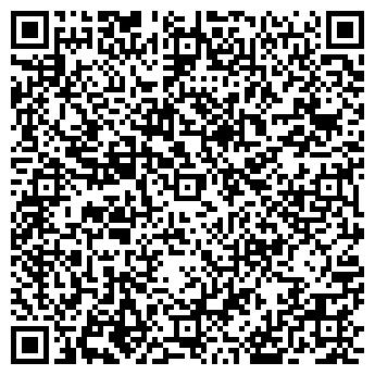 QR-код с контактной информацией организации ООО Мир - продуктов