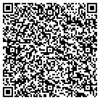 QR-код с контактной информацией организации ООО Бизрейз