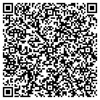 QR-код с контактной информацией организации ООО Ортолапки