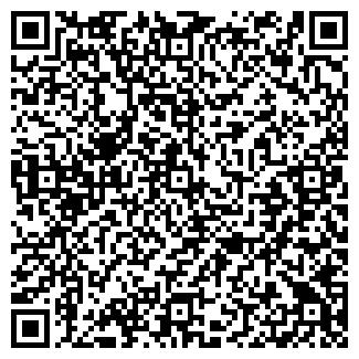 QR-код с контактной информацией организации The Beauty Bar