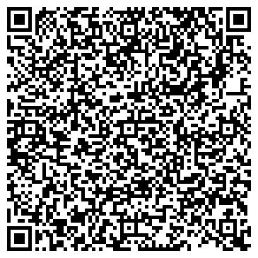 QR-код с контактной информацией организации ООО ЛОГИСТИКА - ЗАПАД