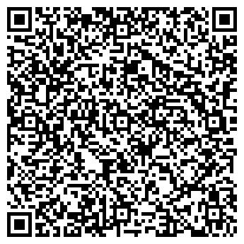 QR-код с контактной информацией организации Мега Галактика, ООО