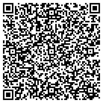 QR-код с контактной информацией организации PLC asdfghjkl
