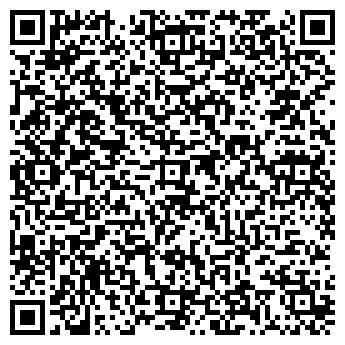 QR-код с контактной информацией организации ГермесБизнесГрупп, ООО