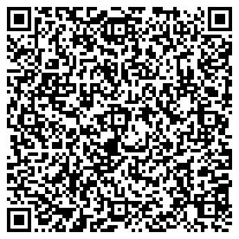 QR-код с контактной информацией организации ОАО Технолуг
