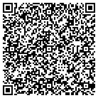 QR-код с контактной информацией организации DAVINCI CLINIC