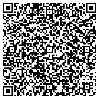 QR-код с контактной информацией организации ООО friendhosting