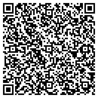 QR-код с контактной информацией организации Россангар