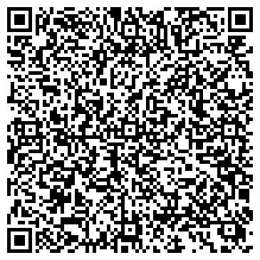 QR-код с контактной информацией организации CLUB - отель