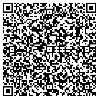 QR-код с контактной информацией организации ООО Благое дело
