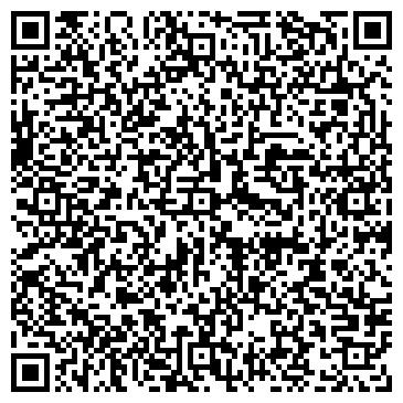 QR-код с контактной информацией организации Академия здоровья