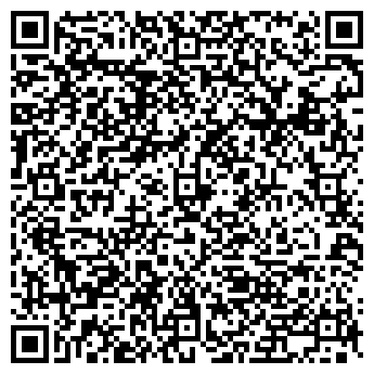 QR-код с контактной информацией организации Sport Center, ИП