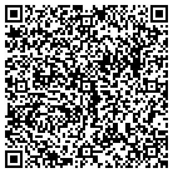 QR-код с контактной информацией организации ООО 33 кв. метра