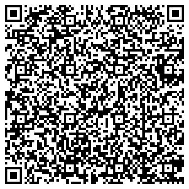 """QR-код с контактной информацией организации  """"Мысли Вслух"""", курсы русского языка в Шымкенте"""