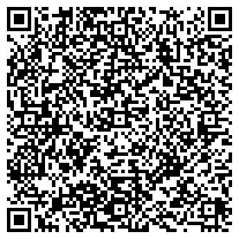 QR-код с контактной информацией организации TWIN PX DESIGN