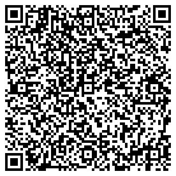 QR-код с контактной информацией организации ИРБ Чеширский Кот